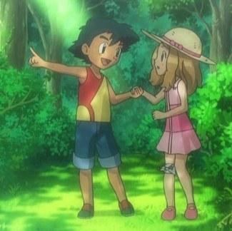 Ash's Childhood - How Ash was as a child | Satoshipedia