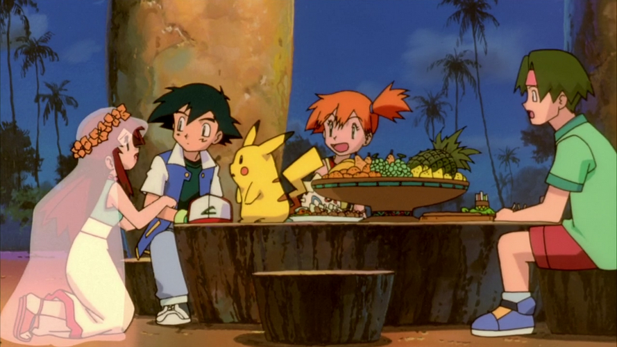 Ash's Lovepedia - All crushes of and for Ash in the anime ...  Ash's Lovep...