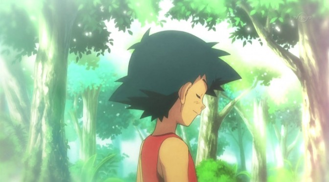 """Pokemon: The Animation"" – Official informations about Ash's father"