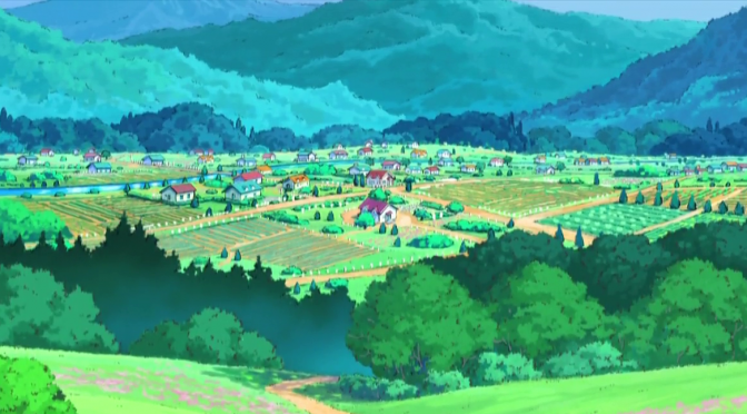 Focus: Ash's House and the history of Pallet Town